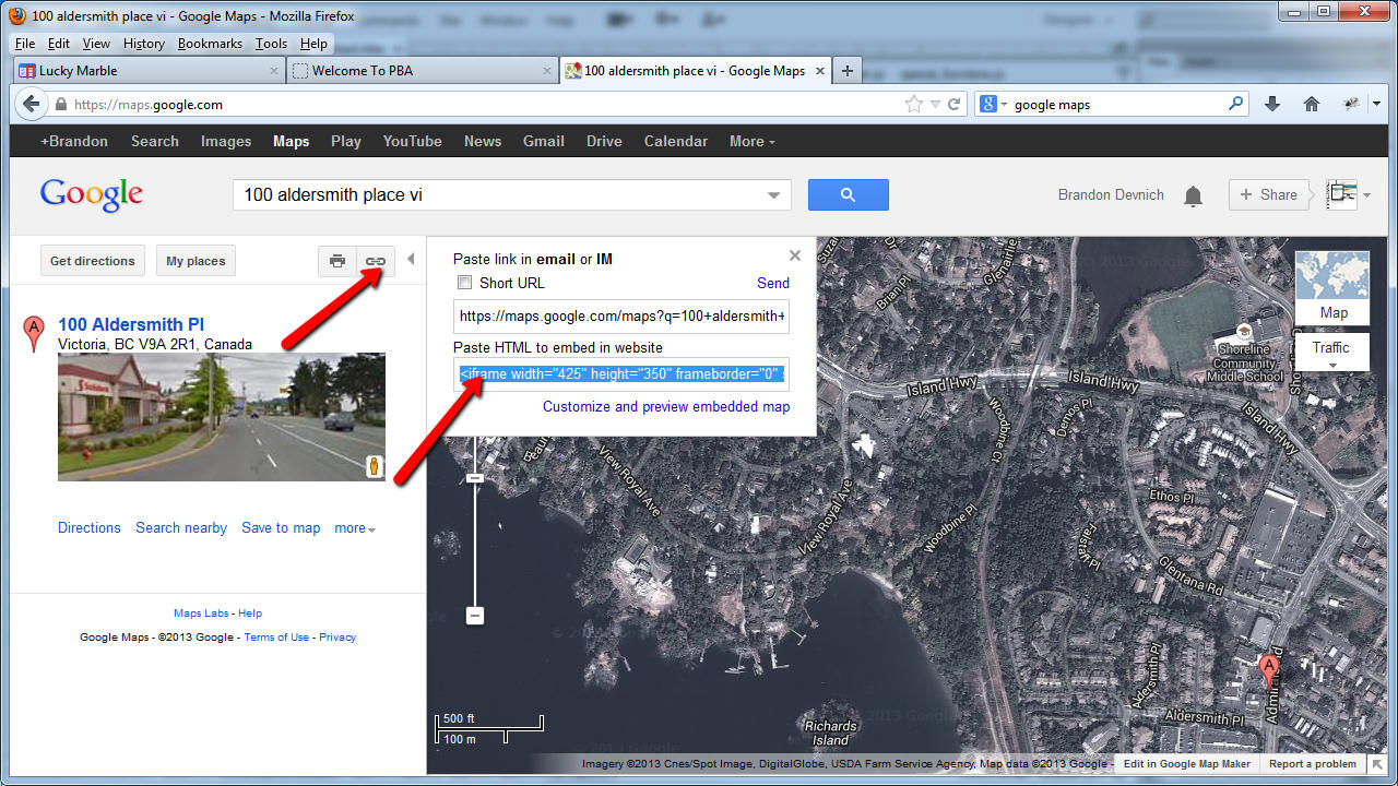Updating Your Google Maps Location Codex